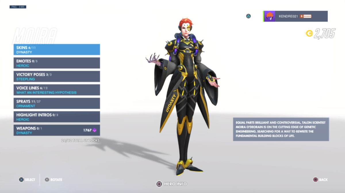 Here's How to Get Your SECOND Overwatch League Hero Skin for Free