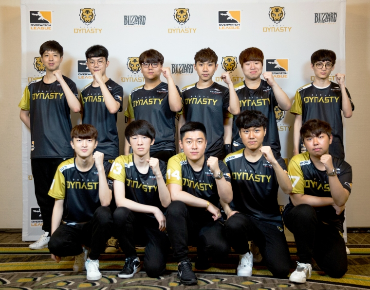 KSV Overwatch Seoul Dynasty Team