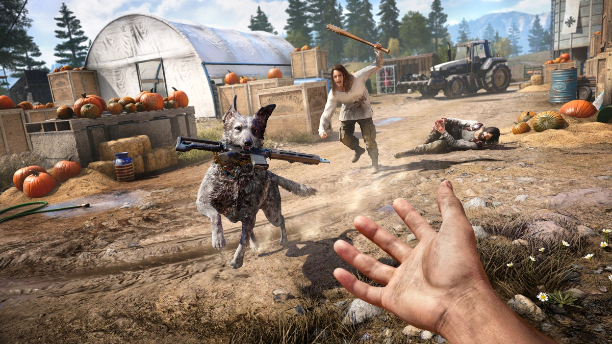 These Are The Best Perks To Unlock First In Far Cry 5 (And How To Get Them Perk Points)