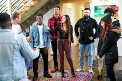 EL The Challenger SFV Reality Show, shot at rented house in Tucker, Ga., on Friday, Feb. 9, 2018. 27643_001