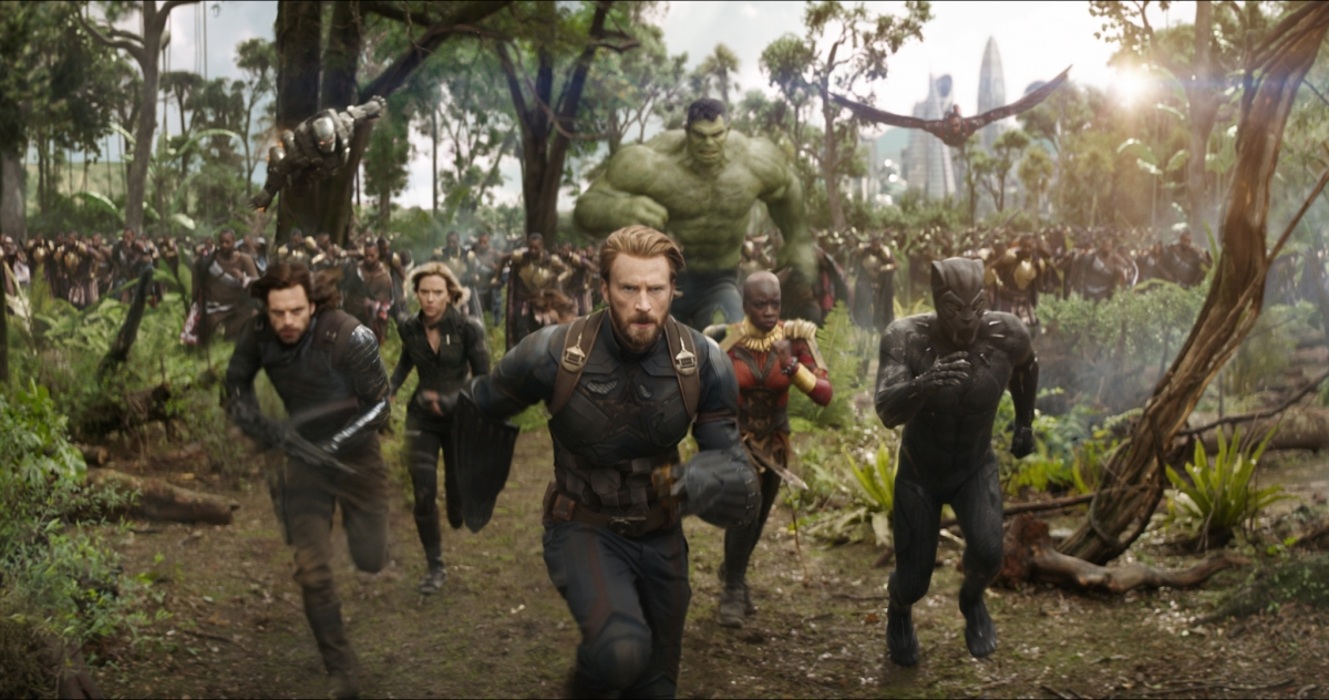 *SPOILER ALERT* Infinity War Discussion - Let's Talk About What Happened At the End of the Movie