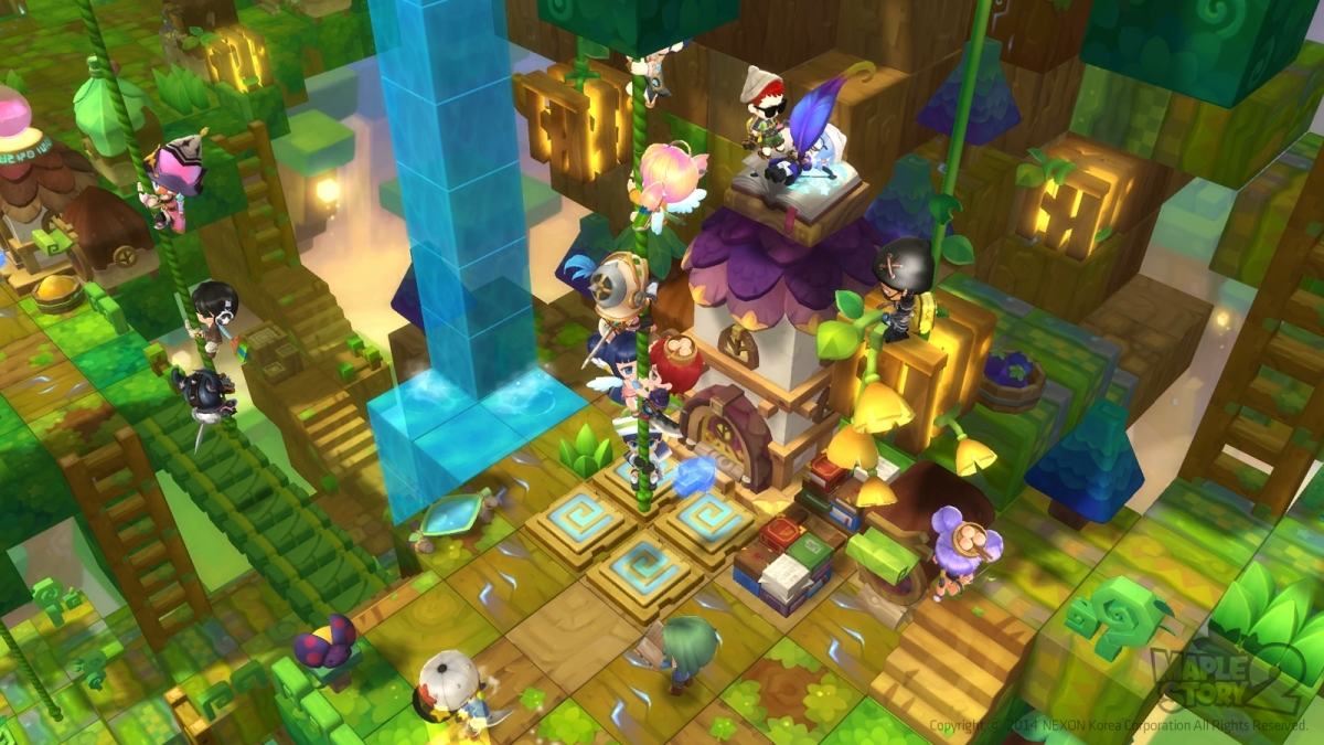 [Contest] MapleStory 2 Closed Beta 2 Keys Giveaway