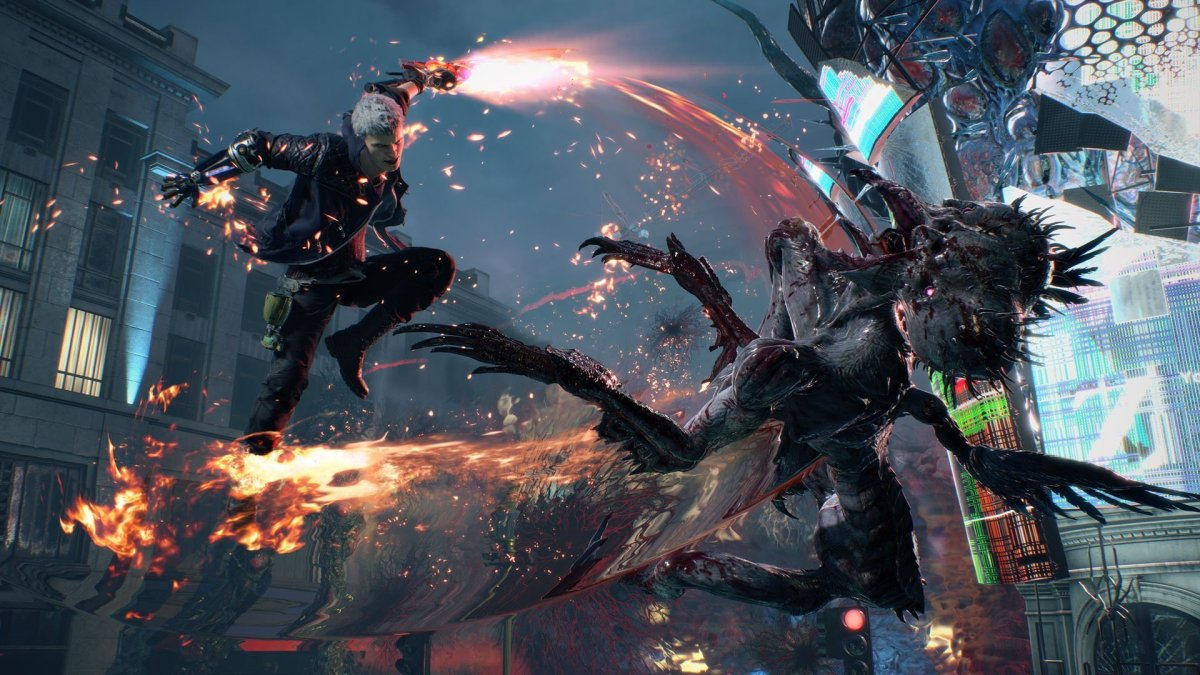 E3 2018: That Devil May Cry 5 Trailer Song Is Mad Popular (In UK So Far)