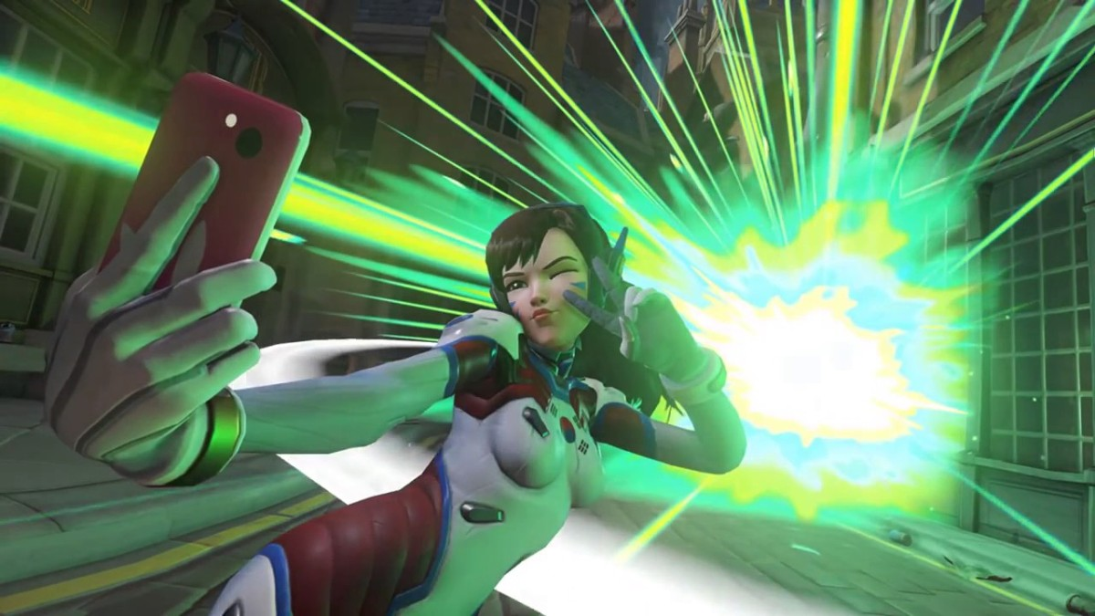 Overwatch Randoms: Most Indonesian Gamers Pick D.Va, Mercy as Mains