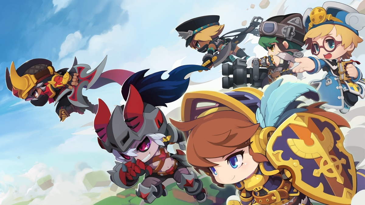 MapleStory 2 Out This October; No Word On SEA Version Still