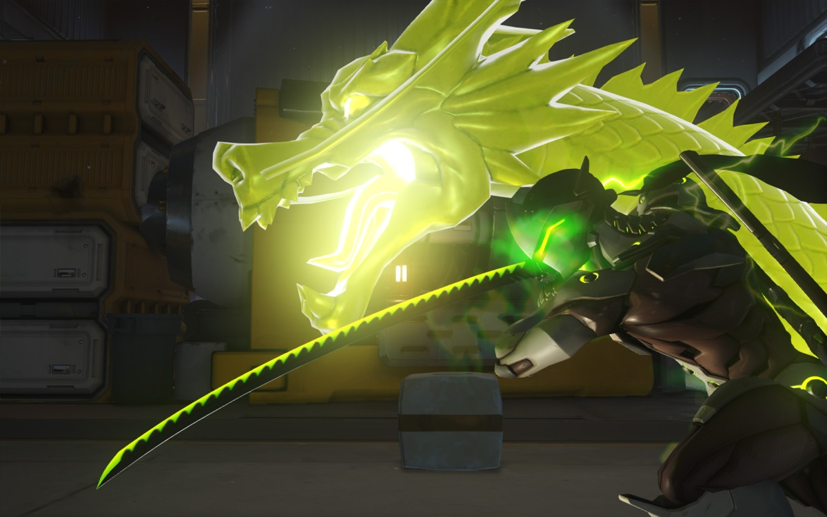 Blizzard Unleashes the Ultimate Prop for Genji Mains Out There