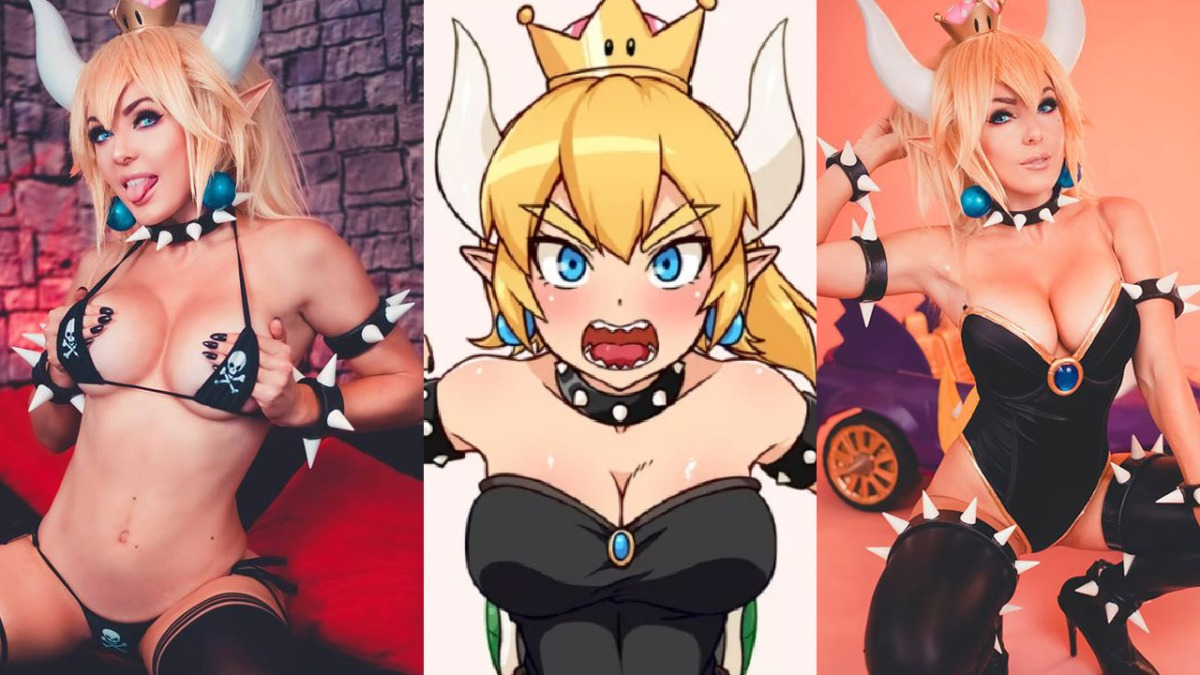 Bowsette Watch: From Porn Sites Search Result Numbers To Nintendo's Official Stance