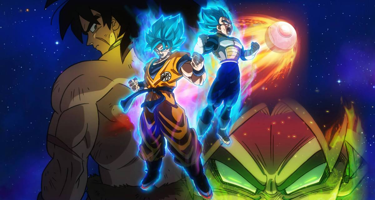 Dragon Ball Super Broly Movie Coming to Malaysia Next Month