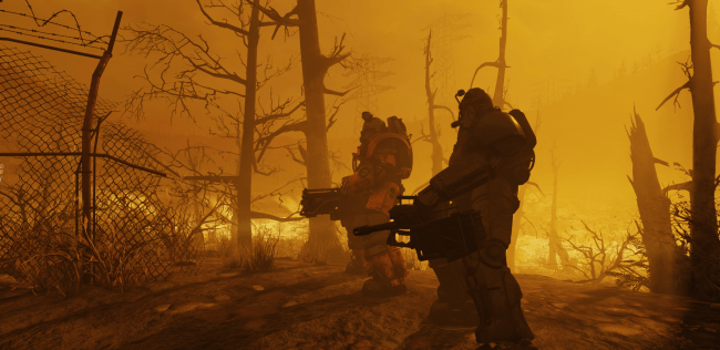 Fallout 76 Eight