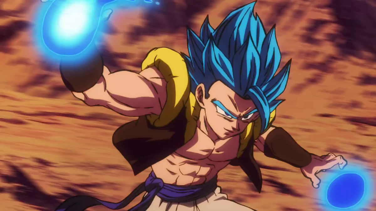 Super Saiyan Blue Gogeta Is Canon Now
