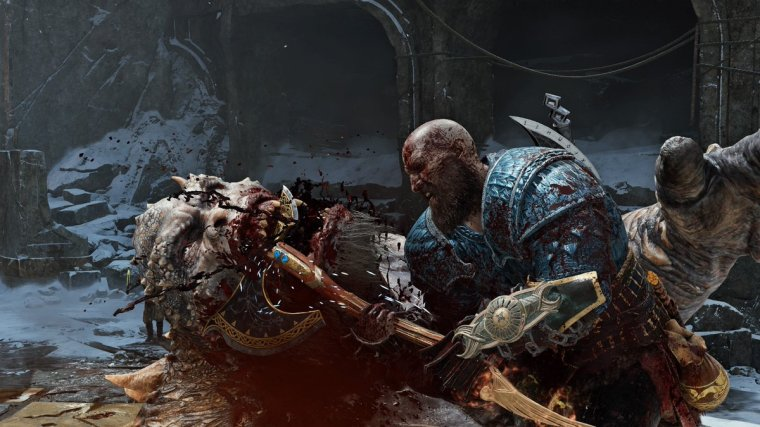 God of War New Game Plus Alleef 2