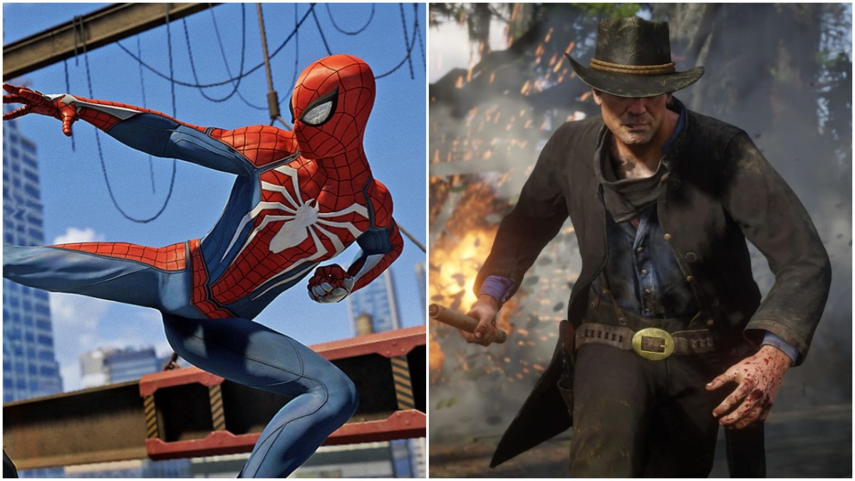 Marvel's Spider-Man vs. Red Dead Redemption 2: Which Is The Better Sandbox Experience?